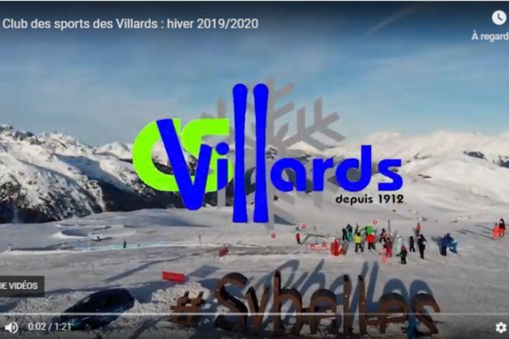 Vidéo du Club des Sport des Villards